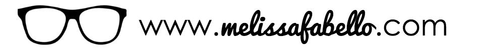 Melissa Fabello Banner
